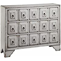 Stein World Furniture 3 Drawer Chest, Aegean Mist