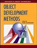 Object Development Methods, , 0131315919