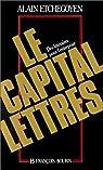 Le Capital-lettres : Des littéraires pour l'entreprise par Etchegoyen
