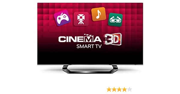 Lg Lcd 42Lm660S Led Fhd 400Mci 3D # Smart Tv. Led Plus. 4 Occhiali. Wi-Fi. 3Usb.4Hdmi (importado de Italia): Amazon.es: Electrónica