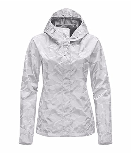 The North Face Novelty Venture Jacket Women's TNF White Camo S