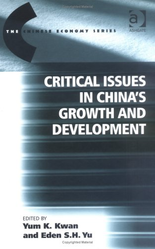 critical-issues-in-chinas-growth-and-development-the-chinese-economy-series