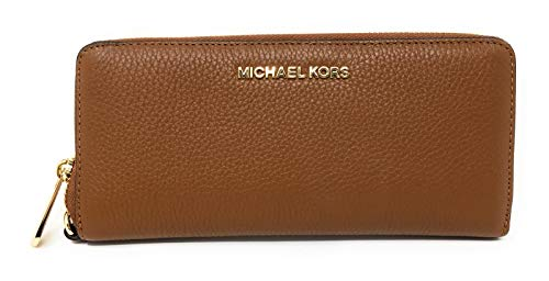 Michael Kors Women's Jet Set Travel Zip Around Continental Wallet No Size (Luggage) ()