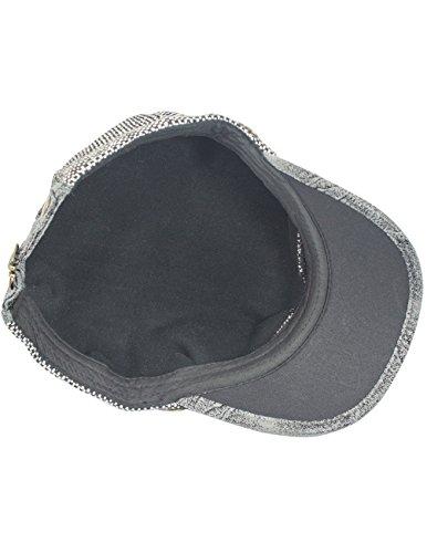 a8180cb3 Dahlia Women's Wool Blend Newsboy Cap Hat - Gray | Weshop Vietnam
