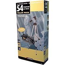 AMBICO V-5593 Tripod & Camcorder Bag Value Pack