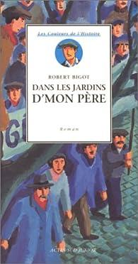 Book's Cover ofDans les jardins d'mon père