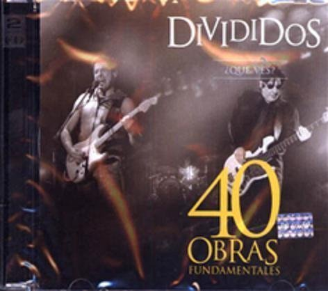 40 Obras Fundamentales by Divididos (2010-03-02)