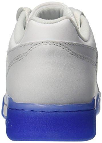 Plus Workout Herren Flat Ice White Reebok Grey Ice H4PwxHO