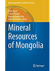 Mineral Resources of Mongolia