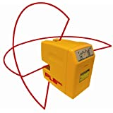 Pacific Laser Systems PLS180 Laser Level Tool, Yellow