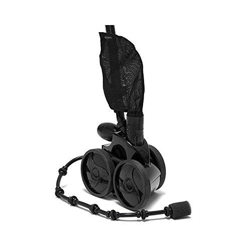 Zodiac F1B Polaris Vac-Sweep 360 Black Max Head and Hose Pressure Side Pool Cleaner