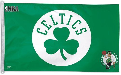 WinCraft Boston Celtics NBA Banner Flag by WinCraft
