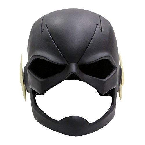 The Flash Diy Costume (XCOSER Flash Mask Helmet Props for Adult Halloween Costume PVC DIY)
