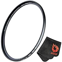 72mm X1 UV, MRC4, Ultra-slim, Weather-sealed, 25 Year Support, Lens Cloth Included!