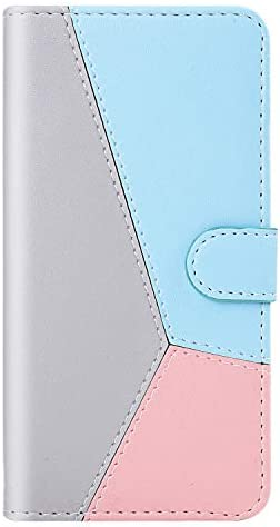 Lomogo iPhone 6 iPhone 6S Case Leather Wallet Case with Kickstand Card Holder Shockproof Flip Case Cover for Apple iPhone 6S 4.7-inch 6 LOYHU250008 L3