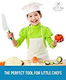 Zulay Kids Knife Set for Cooking and Cutting