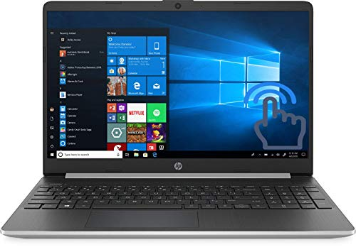 HP 15.6-inch HD WLED-Backlit Touchscreen Business Laptop, 10th Gen Intel Core i7-1065G7 up to 3.9GHz, 8GB DDR4, 512GB SSD, HD Camera, HD Audio, 802.11 AC, Bluetooth, USB 3.1 Type-C, HDMI, Windows 10