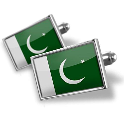 Cufflinks Pakistan Flag - - Shop Pakistan