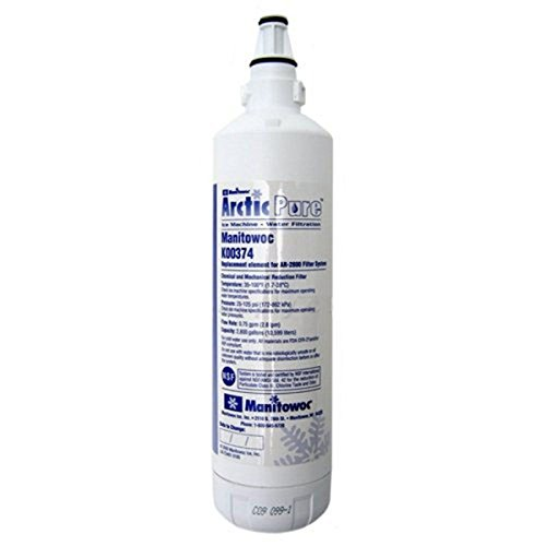 manitowoc-k00374-arctic-pure-replacement-ice-maker-filter-cartridge