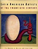 Latin American Artists of the Twentieth Century 9780870704314
