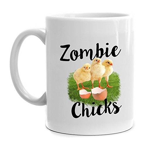 Eddany Zombie chicks Mug