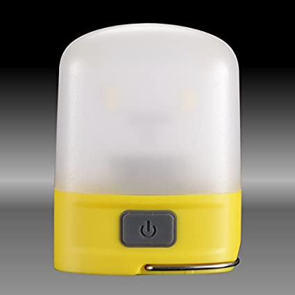 Nitecore LR10 9 x High CRI LEDs Rechargeable Camping Lantern Black