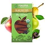 Friedlich Fruits 100% Fruit Strips (Apple + Acai Drizzle, 12)