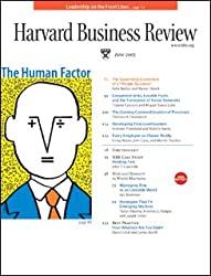 Harvard Business Review, June 2005