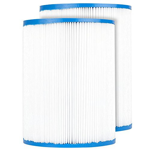 Clear Choice Pool Spa Filter 4.94 Dia x 6.63 in Cartridge Replacement for Rainbow Dynamic Series IV Baleen AK-3026, [1-Pack] ()