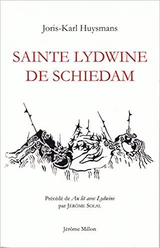 Téléchargement Sainte Lydwine de Schiedam epub pdf