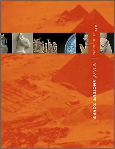 Book Arts Of Ancient Egypt (MFA Highlights)
