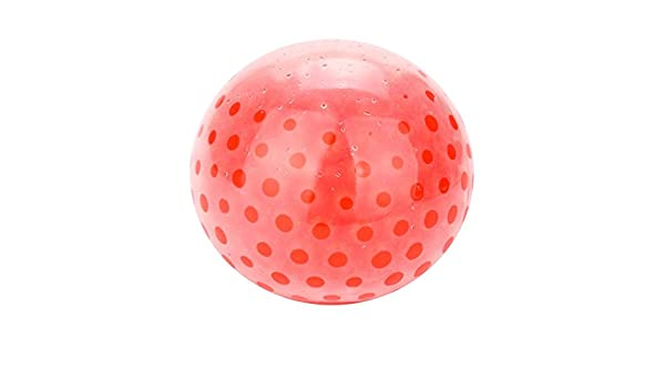 Pelota de descompresión para estrés de Deloito, esponjosa y apretable, pelota para alivio del estrés: Amazon.es: Juguetes y juegos