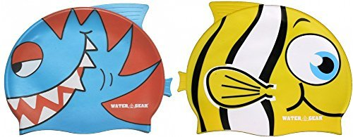 - Water Gear Critter Cap blue and yellow