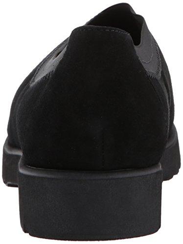 Suede Bellevue Clarks Negro Cedar Zapatillas GamuzaBlack para Mujer wRWnzrqWT