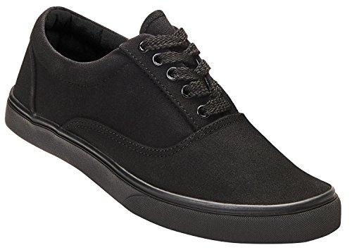 Sneaker Schwarz B9040 Brandit Sohle Uomo Mit Schwarzer f08zPqw