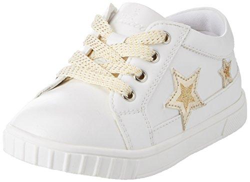 Sneaker Chicco Bianco Cartolina Hohe Mädchen rqIZwIt