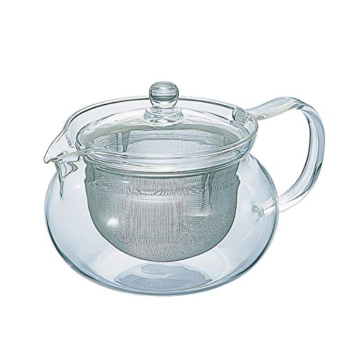 Hario Chacha Kyusu Maru Tea Pot, 700ml 24oz imported Japan K