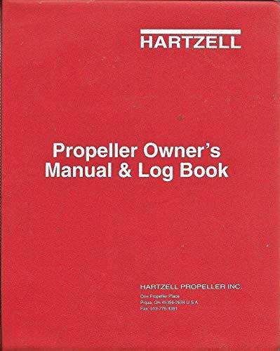 (Hartzell Propeller Owner's Manual & Log)