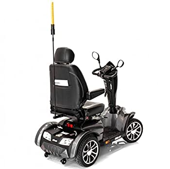 Challenger LED Light Safety Alert Assembly J130 for most Pride Mobility and Drive Medical Scooters