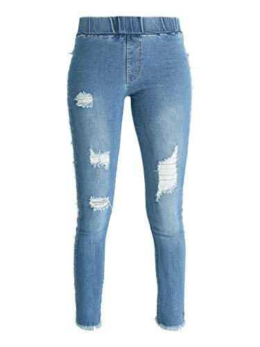SOLADA Jeans Jeans clair Femme Femme bleu bleu clair bleu SOLADA Femme SOLADA Jeans ZHgznZr