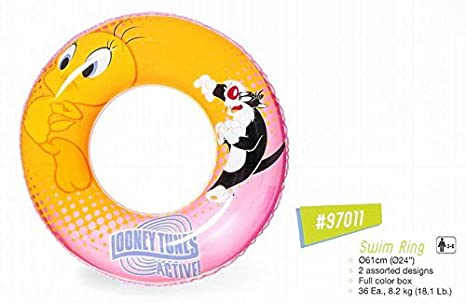 Bestway - Flotador Looney 61cm. 97011