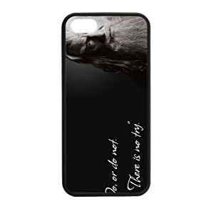 SUUER Harry Potter-Professor Quirall Personalized Custom Plastic Hard CASE for iPhone 5 5s Durable Case Cover by supermalls