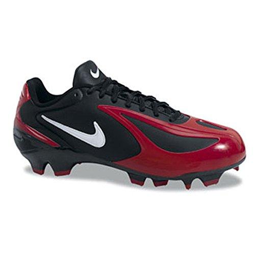 Nike Mens Vapor Jet TD 9.5 Black/Game Red/White (Vapor Jet Td compare prices)