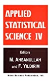 Applied Statistical Science IV, , 1560726822