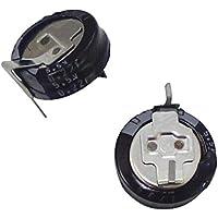 5x Goldcap Condensador 0,22F 5,5V ; RM10 d11,5x5mm