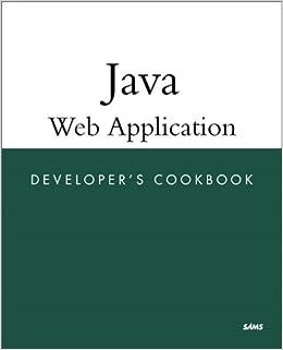 Java Web Development Book
