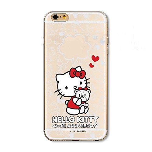 Hello Kitty iPhone 6 (4.7 Zoll) funda Cover Carcasa y fundas Carcasas y fundas (Model 3) Model 5