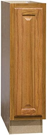 CONTINENTAL CABINETS Kitchen CABINETS 2478207 Rsi Home Products Hamilton Base Cabinet, Fully Assembled, Raised Panel, Oak, 9X34-1 2X24