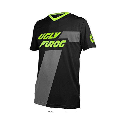 af7d310b74c4d Uglyfrog HUSJF-MT13 Designs Downhill Jersey MTB Jersey Mens Bike Wear Short  Sleeve Tops Rage