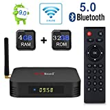 Greatlizard Android 9.0 TV Box, TX6 Image